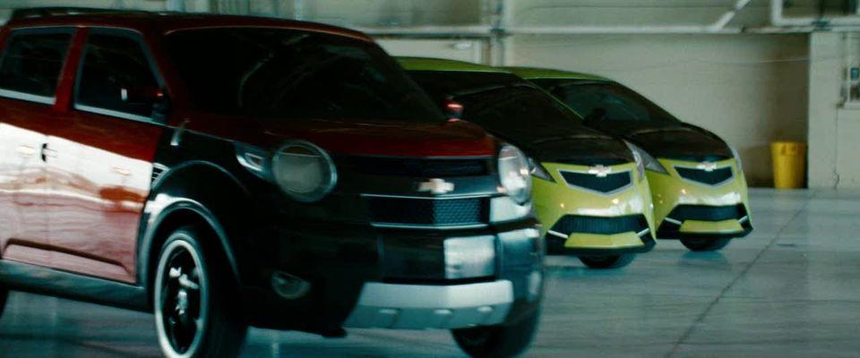 Imcdb 2007 Chevrolet Trax In Transformers Revenge Of The
