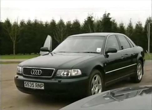 Imcdb 1998 Audi A8 28 D2 Typ 4d In Top Gear 1978 2001