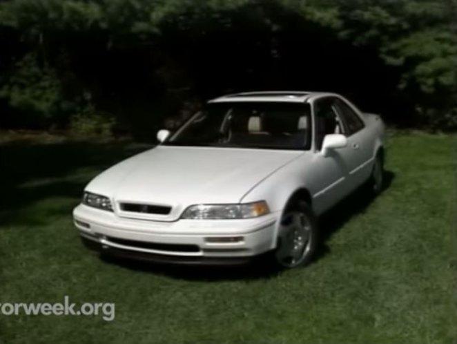 1991 Acura Legend on Imcdb Org  1991 Acura Legend Coupe  Ka8  In  Motorweek  1981 2013