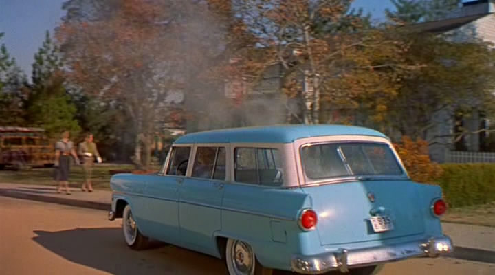 1955 Ford Country Sedan Station Wagon 6-Passenger [79D]