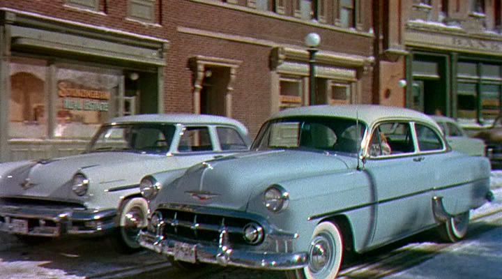 1953 Chevrolet Two-Ten Two Door Sedan [2102]