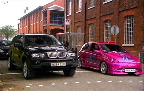 IMCDborg 2004 BMW X5 48is E53 in Harry  Paul 20072012