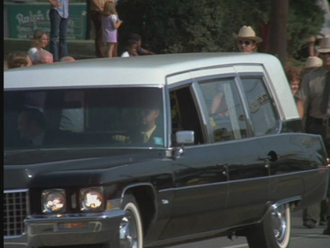 1971 Cadillac Funeral Coach Superior Sovereign