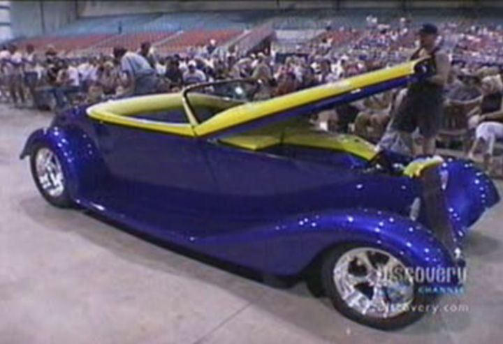 1934 Ford V8 Custom Made Hot Rod