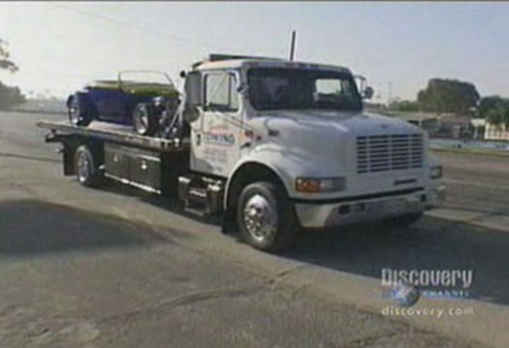 1995 International 4000-Series