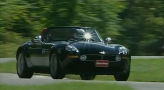 IMCDb.org: 1999 BMW Z8 [E52] in