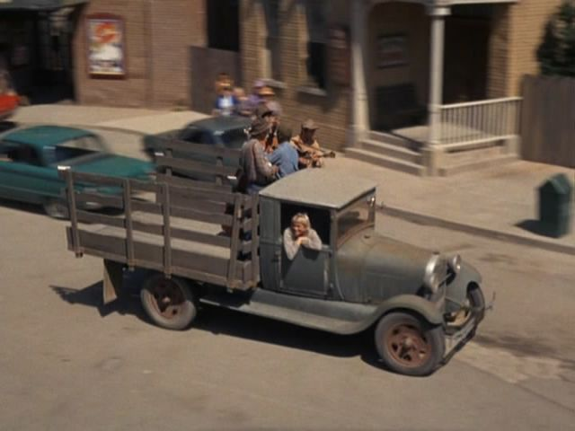 "1968 Ford Truck >> IMCDb.org: 1928 Ford Model AA in ""The Andy Griffith Show ..."