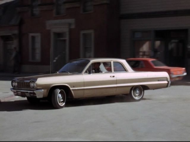 1964 Chevrolet Biscayne Two Door Sedan