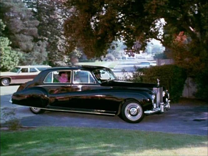 1962 Rolls-Royce Phantom V Touring Limousine James Young
