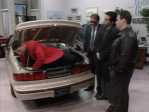 """Bel Air Car >> IMCDb.org: 1991 Chevrolet Lumina Euro in """"The Fresh Prince ..."""