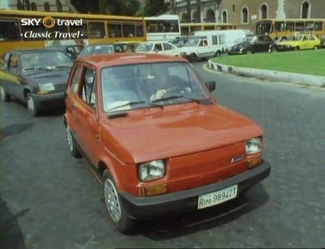 IMCDborg Fiat Bis A In Clive James - Fiat 700