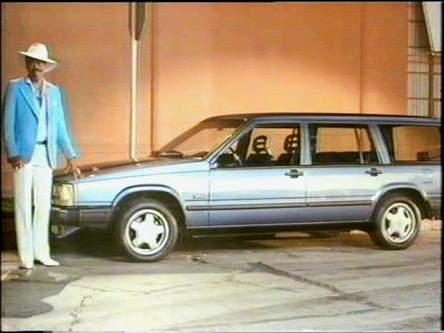 """IMCDb.org: 1986 Volvo 740 Turbo [745] in """"Amazon Women on the Moon, 1987"""""""