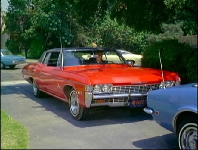 IMCDb.org: 1968 Chevrolet Impala Super Sport Custom Coupe [16447] in ...
