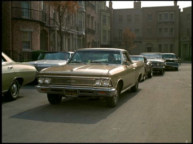 Imcdb Org 1966 Chevrolet El Camino In Quot Bewitched 1964 1972 Quot