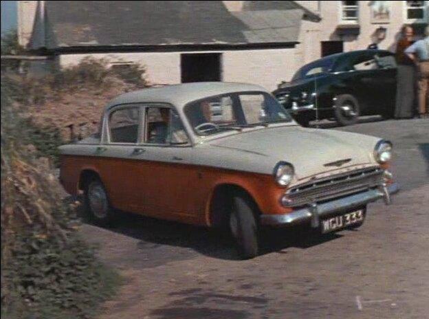 IMCDborg 1959 Hillman Minx Series III In Doctor Bloods Coffin 1961