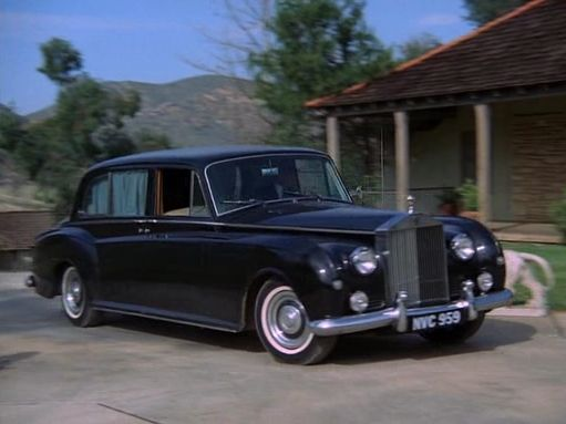 1959 Rolls-Royce Phantom V