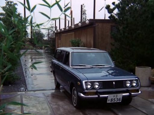 1969 Toyota Corona Mark II Station Wagon Deluxe [RT78]