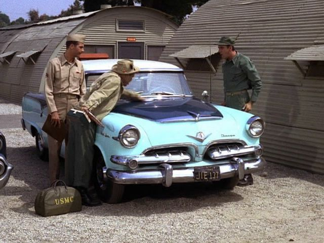 Imcdb Org  1955 Dodge Custom Royal Lancer Lancer Hardtop
