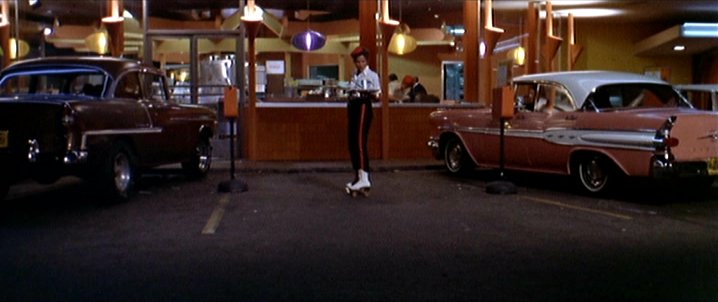 Imcdb 1955 Chevrolet Bel Air 2402 In American Graffiti 1973