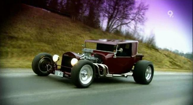 2007 Custom Made 'T-Time' T-23 Bucket Hot Rod