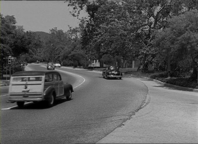 Imcdb 1940 Buick Super Estate Wagon 59 In Sunset Blvd 1950