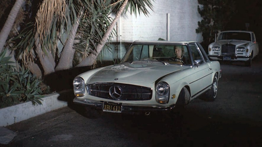1968 Mercedes-Benz 250 SL [W113]