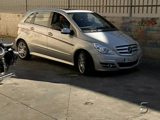 2008 mercedes benz b 220 cdi w245 in sin tetas no hay para so 2008 2009. Black Bedroom Furniture Sets. Home Design Ideas