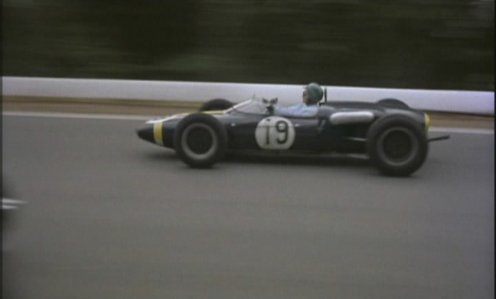 1960 Lotus 18/21 18 updated to 1961 21 spec [Type 18]