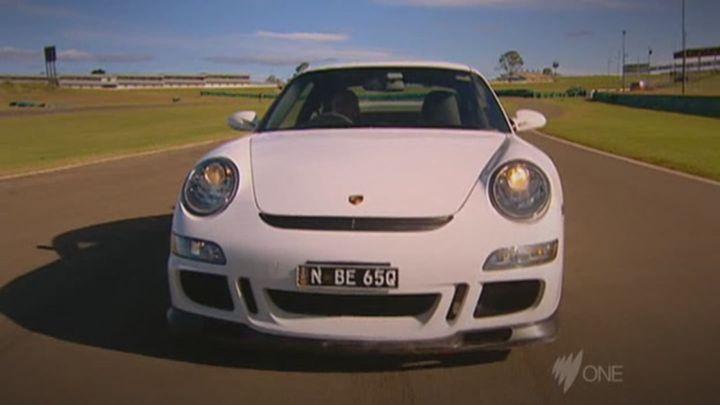 porsche 911 gt3 997 in top gear australia. Black Bedroom Furniture Sets. Home Design Ideas