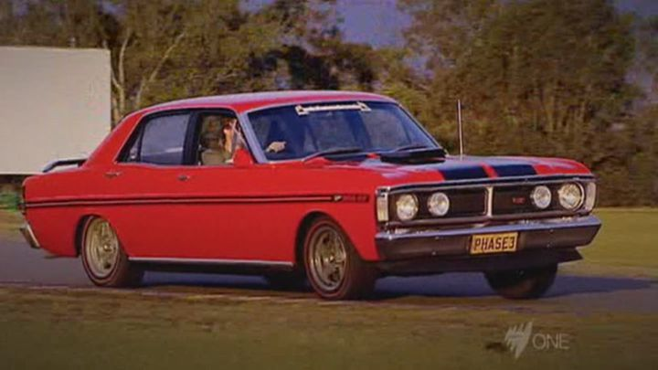 Ford Falcon Gt Ho Phase Iii Xy