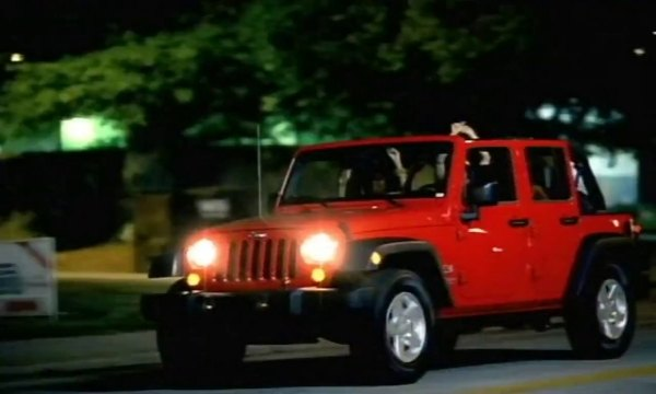 2007 Jeep Wrangler Unlimited Series III [JK]
