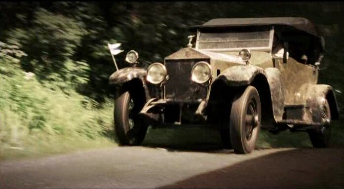 1921 Rolls-Royce 40/50 h.p. 'Silver Ghost' Open Tourer