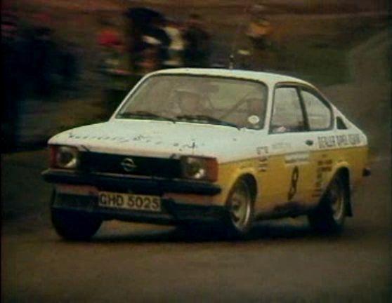 1978 opel kadett gt e group 1 rally car 39 little. Black Bedroom Furniture Sets. Home Design Ideas