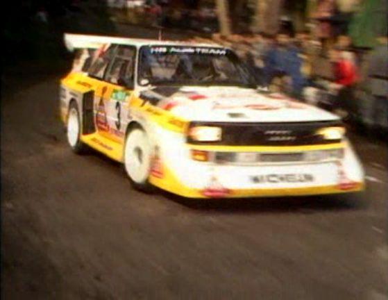 Imcdb 1985 Audi Sport Quattro S1 B2 Typ 85q In Greatest