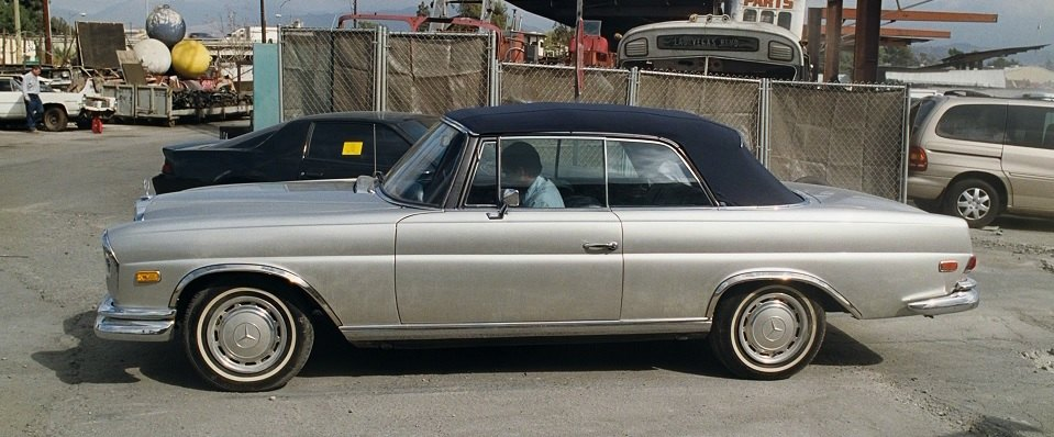 1969 Mercedes-Benz 280 SE Convertible [W111]