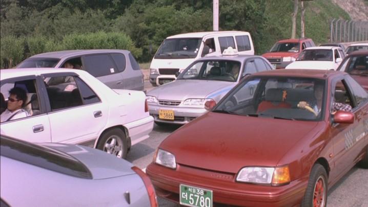 hyundai scoupe. 1991 Hyundai Scoupe