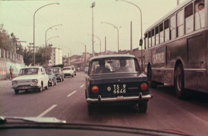 RENAULT 10 MAJOR 1967 - Vila