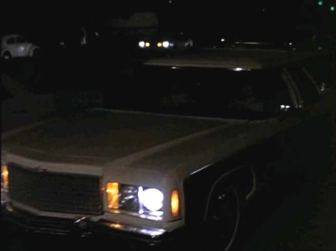 1974 Chevrolet Caprice Estate