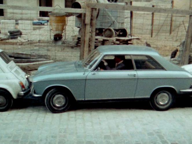 1969 peugeot 204 coup in la d bauche ou les amours buissoni res 1971. Black Bedroom Furniture Sets. Home Design Ideas