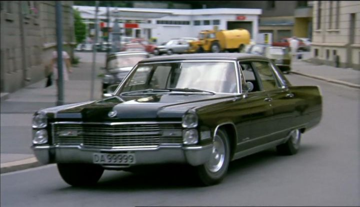 1966 Cadillac Fleetwood 60 Special Brougham [68169P]