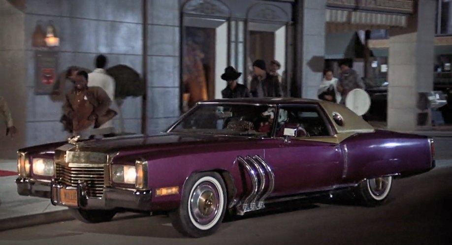 IMCDb.org: 1971 Cadillac Fleetwood Eldorado in