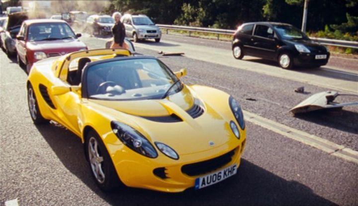 IMCDb.org: 2006 Lotus Elise S Series II [Type M117] in \