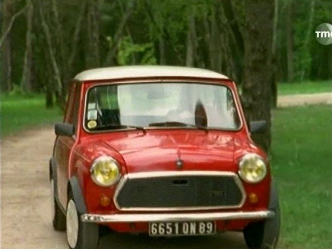1989 Mini Flame Red MkV [ADO20]