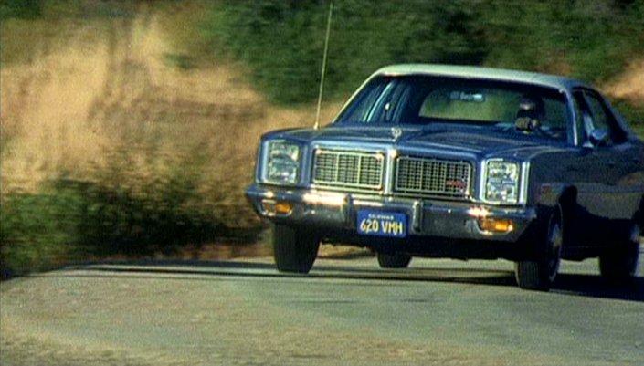 IMCDborg 1977 Dodge Monaco Brougham in Gonzo The Life and Work
