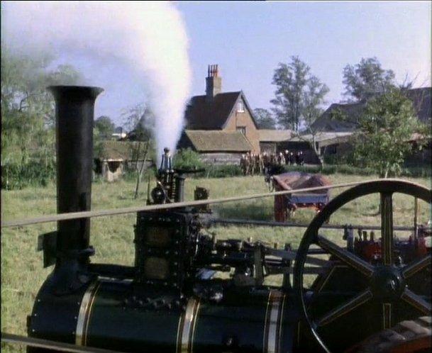 Imcdb Org 1909 Burrell 7 N H P 10 Ton Traction Engine