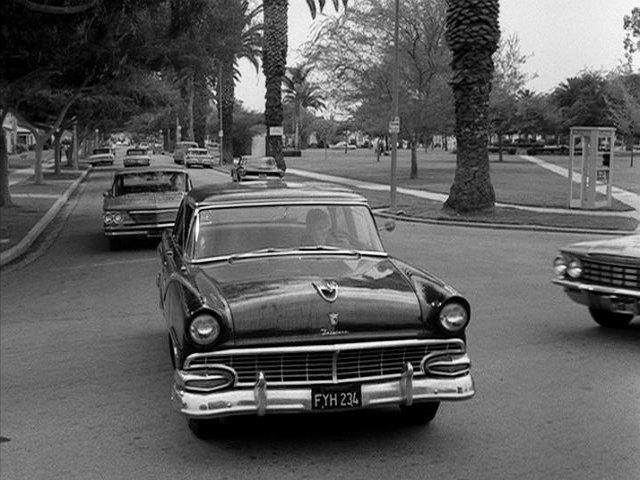 Imcdb Org 1956 Ford Fairlane Club Sedan 70c In Quot The