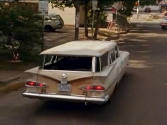 Imcdb Org 1959 Chevrolet Brookwood 4 Door Station Wagon In