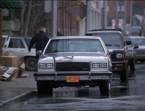 I on 1986 Buick Lesabre
