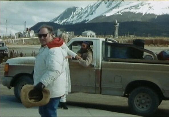 Krzyk kamienia (1991) - Filmweb