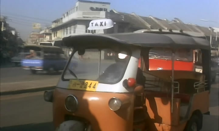 Custom Made Tuk Tuk